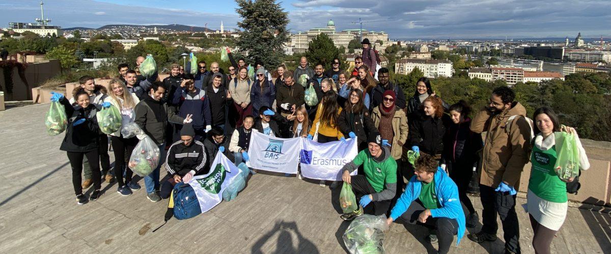 Eco friendly hike in Hungary